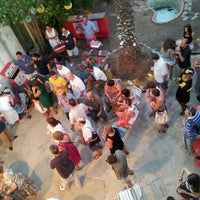 Photo taken at Summer Market Xàbia by Roberto R. on 8/22/2013