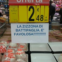 Photo taken at Carrefour Market by Angelo on 2/5/2014