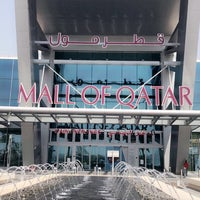 Photo taken at Mall of Qatar by Shaikha .F on 10/11/2018