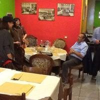 Photo taken at pizzeria canguro nero by Luiz C. on 11/5/2013