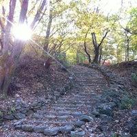 Photo taken at 남한산성야생화단지 by Yiju K. on 11/2/2012