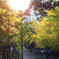 Photo taken at 남한산성야생화단지 by Yiju K. on 10/26/2012