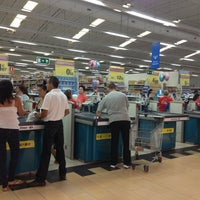 Photo taken at Carrefour by Filipa R. on 9/14/2013
