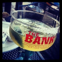 Photo taken at The Bank Mexican Restaurant and Bar by Diana P. on 8/11/2013