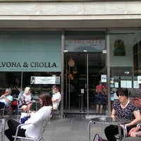 Photo taken at Valvona & Crolla VinCaffè by Graham S. on 7/13/2013