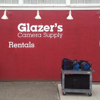 Glazer's Camera Supplies: Rentals