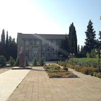 Photo taken at Shabran Rayon Icra Hakimiyyeti by Orkhan A. on 8/17/2014