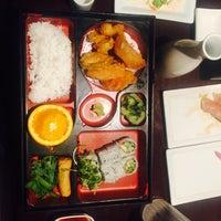 Photo taken at Sumo Sushi by Sarah C. on 2/27/2015