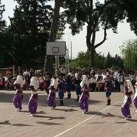Photo taken at Suphi Koyuncu İlkögretim Okulu by Nuri K. on 4/23/2014