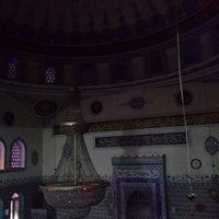 Photo taken at Kızıl Minare Camii by Betül A. on 12/17/2014