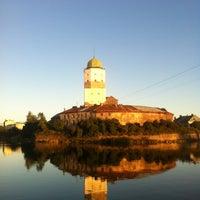 Снимок сделан в Выборгский замок пользователем Andrew 8/25/2013