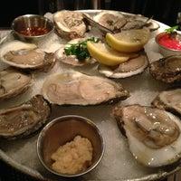 Photo taken at Pappadeaux Seafood Kitchen by Tina N. on 12/28/2012
