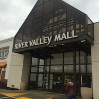 Photo taken at River Valley Mall by Shane T. on 1/18/2015