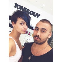 Photo taken at TONI&GUY by Rita R. on 7/2/2014