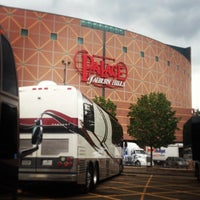 Photo taken at The Palace of Auburn Hills by @djstubbs23 on 6/8/2013