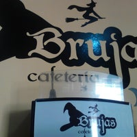 Photo taken at Brujas Cafetería by Edisson P. on 1/21/2014