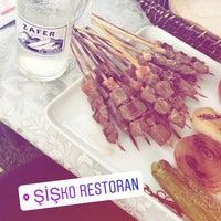 5/25/2017 tarihinde Büsra B.ziyaretçi tarafından Şişko Çöp Şiş Restaurant'de çekilen fotoğraf