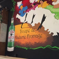 Photo taken at Madame Fromage by Emine B. on 8/3/2017