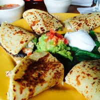 Photo taken at Lupe Tortilla - Houston Heights by Francisco M. on 6/28/2014
