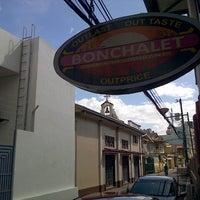 Photo taken at Bonchalet by Lea G. on 12/22/2012