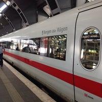 Photo taken at ICE 544 Berlin - Düsseldorf by David L. on 7/11/2014