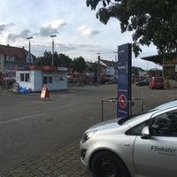 Photo taken at Autozug-Terminal Lörrach by David L. on 7/28/2016