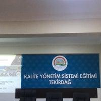 Photo taken at Gıda Tarım ve Hayvancılık İl Müdürlüğü by Sevilay K. on 10/12/2017