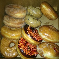 Photo taken at Carol Lee Donuts by Danny L. on 10/26/2013