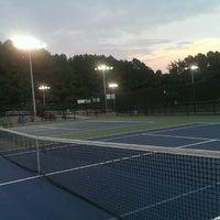 Photo taken at Fair Oaks Tennis Center by Pimpen_ken J. on 9/12/2013