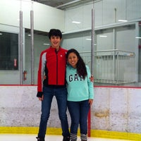 Photo taken at Bremerton Ice Arena by Ili on 1/28/2015