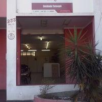Photo taken at Ceat - Centro De Atendimento Ao Trabalhador by Dayyane O. on 9/12/2013