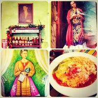 Foto tomada en Fridas Mexican Grill por Sindhya V. el 3/31/2014