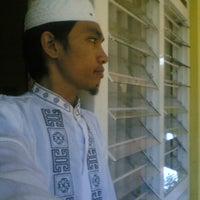 Photo taken at Masjid At-Taufik by Aidin D. on 12/6/2013