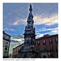 Foto scattata a Piazza del Gesù Nuovo da Francesco P. il 1/29/2013