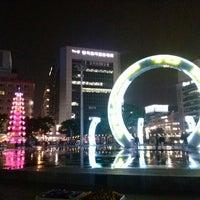 Photo taken at Busan Stn. - KTX/Korail by Ho M. on 5/3/2013