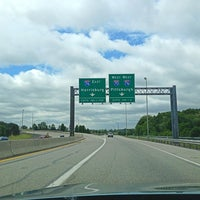 Photo taken at I-76 (PA Turnpike) by Amy P. on 5/24/2013