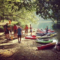 Photo taken at Patapsco Valley State Park - Daniels Area by Amy P. on 8/27/2014