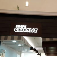 Photo taken at Crêpe Chocolat by Rodrigo S. on 2/16/2014
