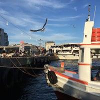 4/16/2015 tarihinde Andrey S.ziyaretçi tarafından İstiridye Balık Lokantası'de çekilen fotoğraf