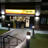 Photo taken at Love's Travel Stop by Michael L. on 8/11/2013