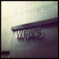 Photo taken at WOMB by 銀春 on 5/3/2013