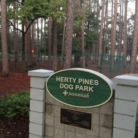 Photo taken at Daffin Park Dog Park by Regan D. on 10/4/2012