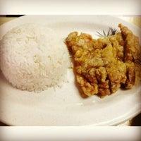 Das Foto wurde bei Wai Ying fastfood (嶸嶸小食館) von Khriska V. am 6/13/2013 aufgenommen
