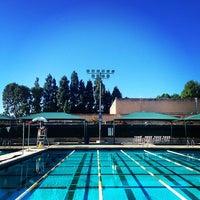 Photo taken at LAVC Aquatics Center by Ricardo D. on 8/17/2014