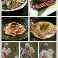 Photo taken at Marugame Monzo by My N. on 6/17/2013