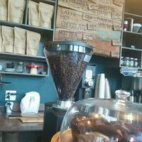 Photo taken at Six Shooter Coffee by David M. on 8/18/2017