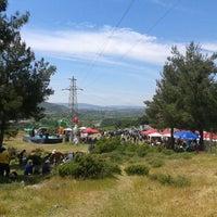 Photo taken at atikhisar kır şenliği by Kadir E. on 5/3/2015