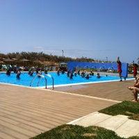 Photo taken at Hotel Vila Baleira Thalassa by Alexandre L. on 7/16/2014