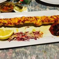 Photo taken at Shabdiz Restaurant | مجتمع پذیرایی شبدیز by NNN on 6/2/2014