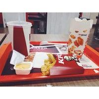 Photo taken at KFC by Анна 💁 on 10/14/2014